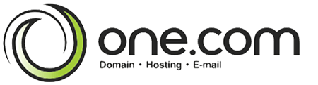 one.com domain hosting and email